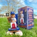"Bobble of the Day Pete Alonso ""Rookie of the Year"" Exclusive Bobblehead"