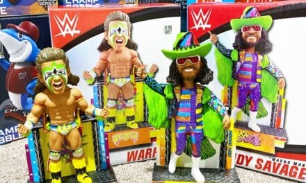 How FOCO is dominating the WWE Bobblehead World