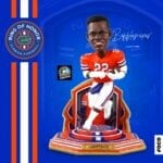 "Emmitt Smith Gets the Ultimate ""Ring of Honor"" with a Florida Gator Bobblehead"