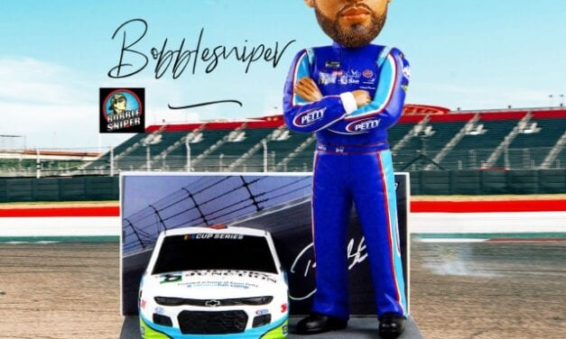 FOCO Starts the Engines with a Bubba Wallace Race Day Bobblehead