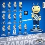Tampa Bay Lighting Strike and win the Stanley Cup and their Bobbleheads have Arrived!