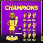 The NBA Bubble Has Popped as the 2020 LA Lakers are World Champions!