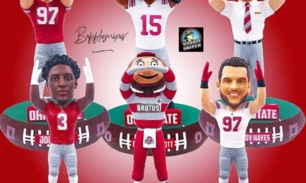 The Bobble Hall reveals 7 New Ohio State Buckeye Bobbleheads Just In Time For Kickoff