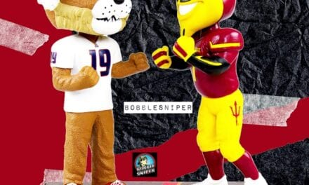 No Love Lost between the Wildcats and Sun Devils As The Bobble Hall Drops a New Exclusive Bobblehead