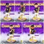 The Lake Show Isn't Over As FOCO Releases 5 New LA Laker Bobbleheads