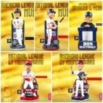 FOCO Celebrates Greatness With 5 New MLB Award Winning Bobbleheads