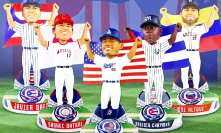 FOCO Pays Tribute To Native Countries With New Flag Series Bobbleheads