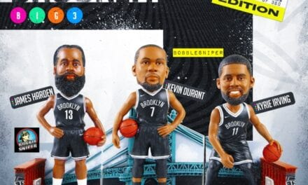 The Kings Of New York Have Arrived In Brooklyn As A Triple Bobblehead Set