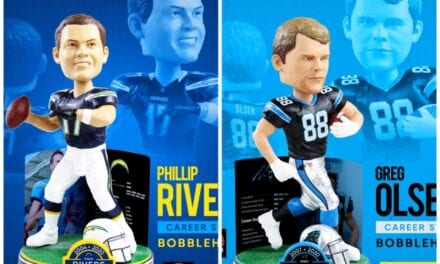 FOCO Celebrates Rivers and Olsen In Retirement Fashion
