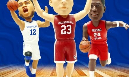 Towns, George and Griffin Get Added To The FOCO Bobblehead Arena Series