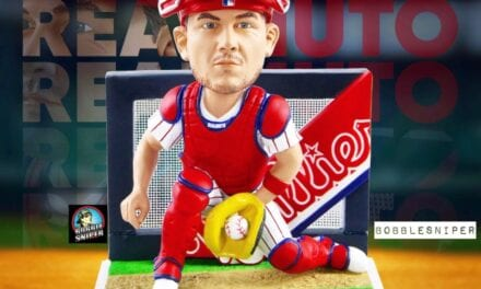 The Phillies Lock Up JT Realmuto And FOCO Unlocks A New Exclusive Bobblehead