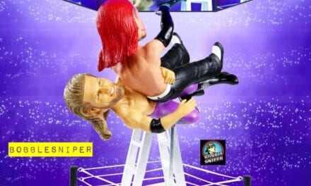FOCO Pays Tribute To WrestleMania 17 With Edge Vs Hardy Special Moment Bobblehead