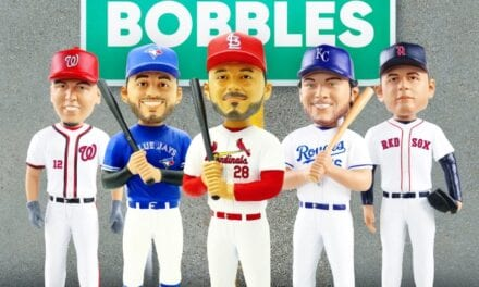 """FOCO Adds 3 New MLB """"Next Stop"""" Bobbleheads To The List"""