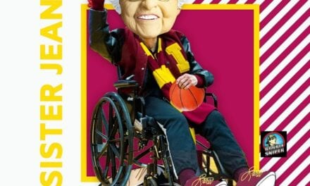 Loyola Is Back In The NCAA Tournament And So Is Sister Jean