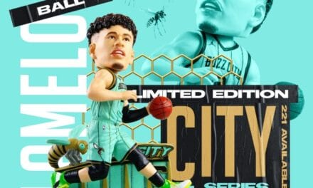 Lamelo Ball Has Landed In FOCO's First Line Of City Jersey Bobbleheads