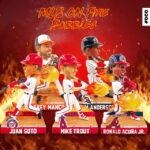 FOCO Stays Hot With A New Line Of MLB On Fire Bobbleheads