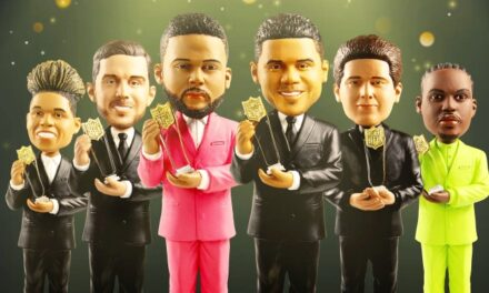 FOCO Rewards The NFL's Best With Brand New Award Winning Bobbleheads