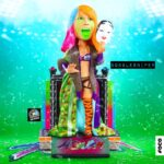 Asuka Gets Added To FOCO's Fleet Of WWE Bobbleheads