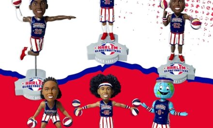 The Harlem Globetrotters Are Here To Break Your Ankles