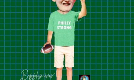 Hamilton Is An Internet Sensation/Super Fan In Philly And The Hall Has His Bobblehead
