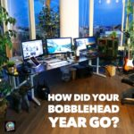 How Has Your Bobblehead Year Gone?