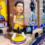 A One Of A Kind Lakers Bobblehead That Never Came To Fruition